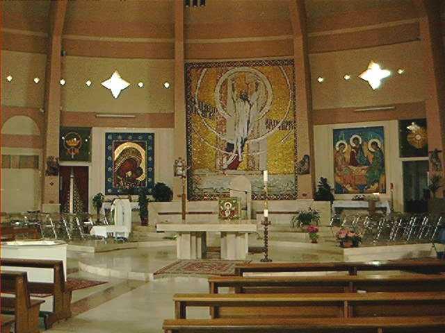 Parrocchia sacra famiglia - Aran cucine porto san giorgio ...